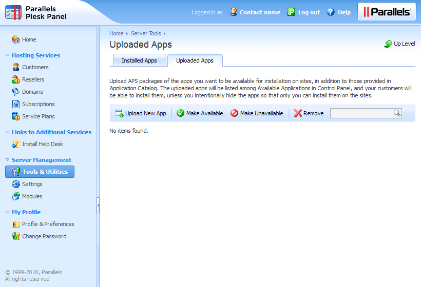 Install on Plesk Panel - WebMail Pro 7 documentation