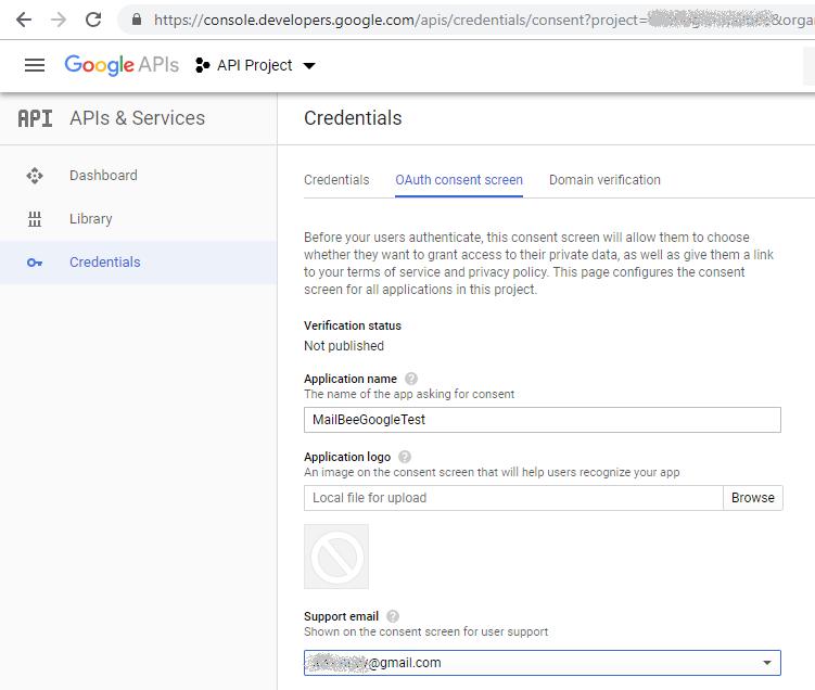 Google Oauth Multiple Scopes