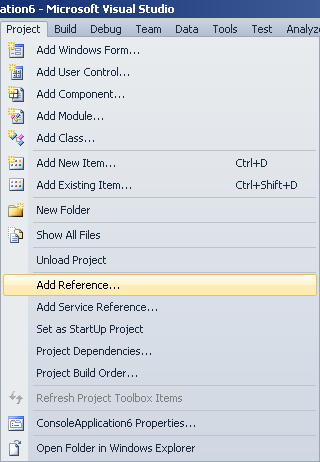 Getting started with IMAP and POP3 components